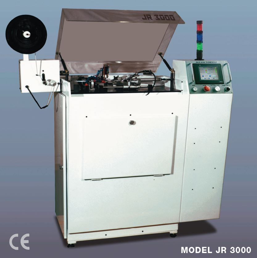 JR-3000 automatic bow machine